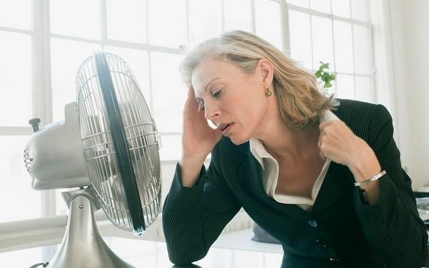 приступы жары