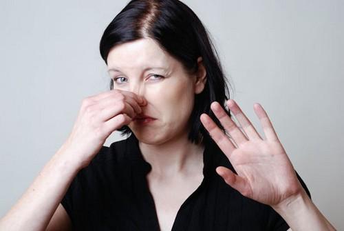 Запах выделений при климаксе