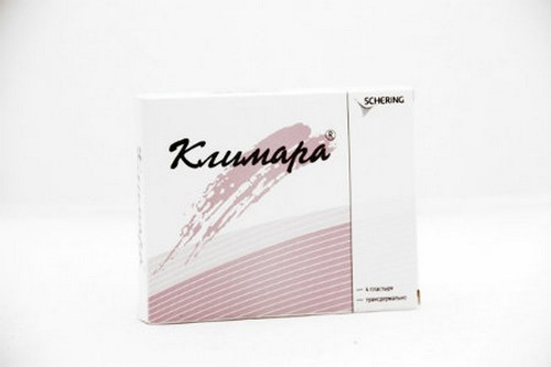 Климара - гормональный пластырь
