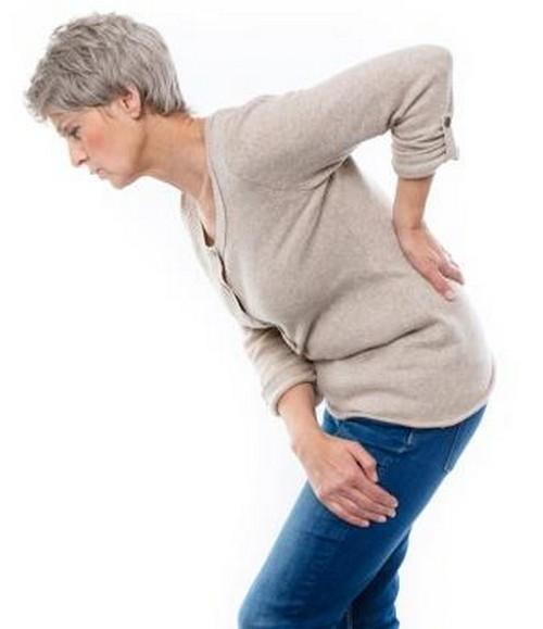 Упражнение для удаления боли в пояснице