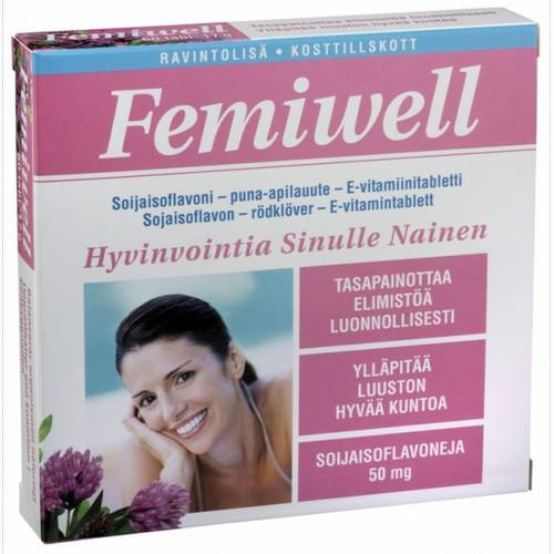 Фемивелл упаковка