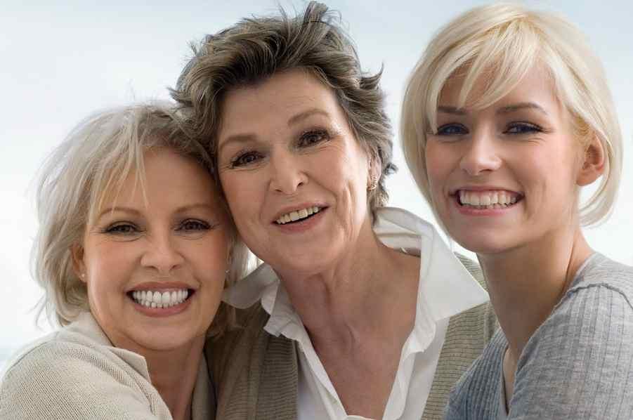 Веселые женщины