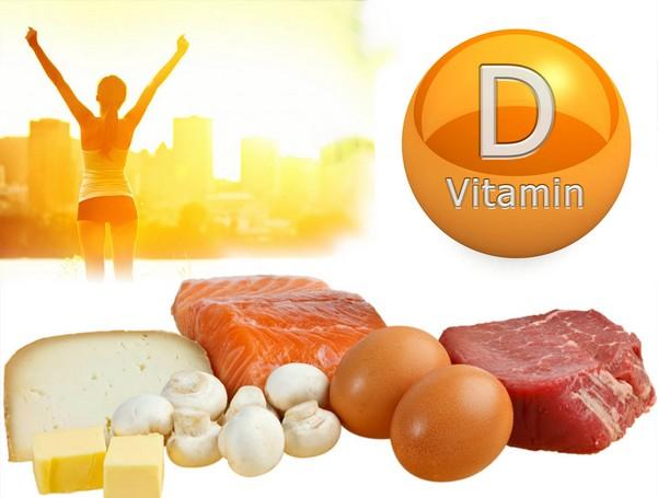 Без гормональное лечение приливов витамином Д