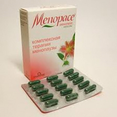 упаковка Менопейс