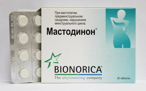 Мастодинон упаковка