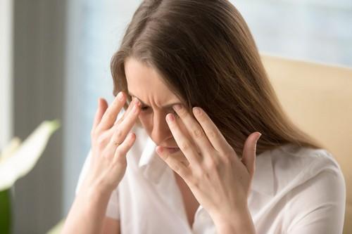 Сильные нервные расстройства и стрессы